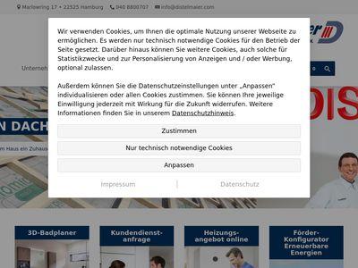 Distelmaier GmbH Heizungs- u. Lüftungsbau
