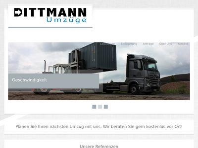 Dittmann Umzüge