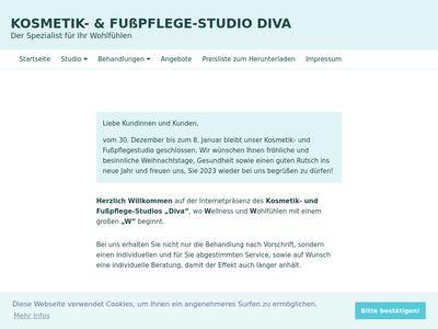 Diva Kosmetik & Fusspflege Studio