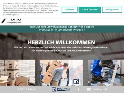 DMG Deutsche Möbeltransport AG