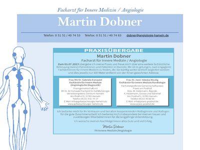 Dobner Martin Arzt für Innere Medizin