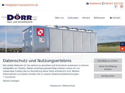 Weitzel und Dörr GmbH