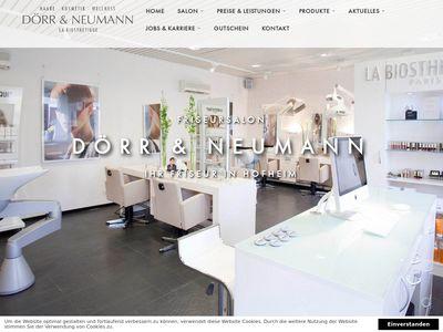 La Biosthetique Salon Dörr + Neumann