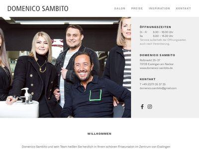 Domenico Sambito Salon