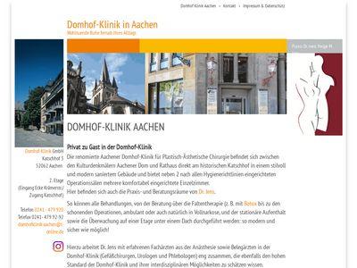 Domhof Klinik GmbH