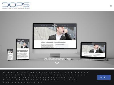 DOPS-Webdesign Jochen Schwarzkopf