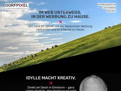 Dorfpixel Webdesign Werbeagentur