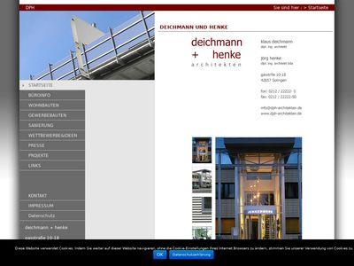 Deichmann + Henke Architekten