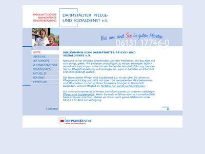 Darmstädter Pflege- und Sozialdienst e.V.