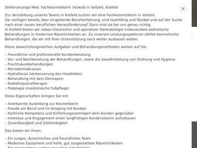 Klinik Königstrasse Krefeld GmbH