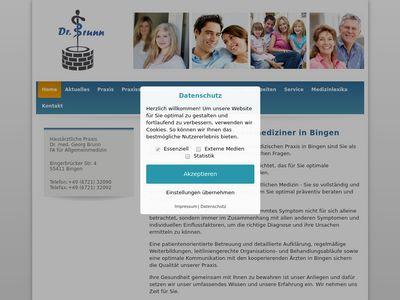 Weinknecht Ulrich Arzt für Allgemeinmedizin