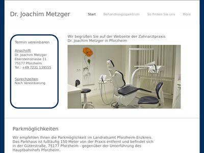 Zahnarztpraxis Dr. Joachim Metzger