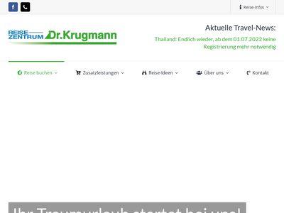 Reisezentrum Dr. Krugmann GmbH