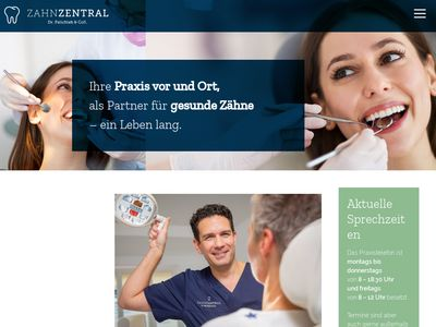 Palichleb Mario Dr. Zahnarzt u. Oralchirurg