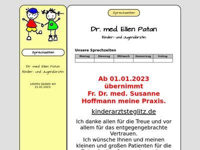 Patan Martin Dr.med. Kinderarzt