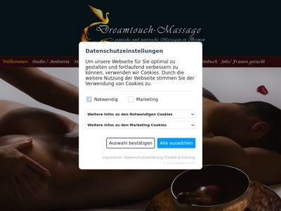 Dreamtouch-Massage Bremen