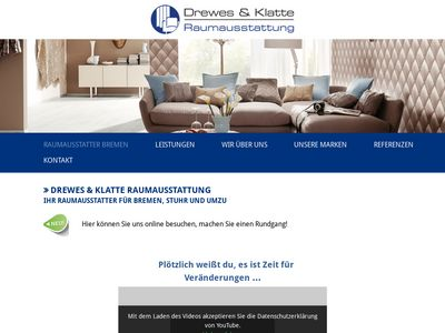 Raumausstattung Drewes & Klatte GbR