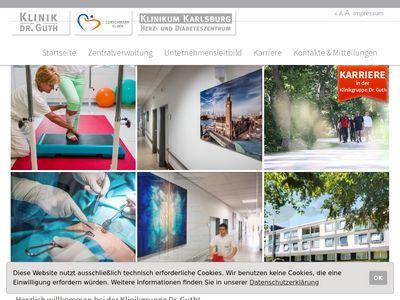 Dr. Guth Klinik Hamburg