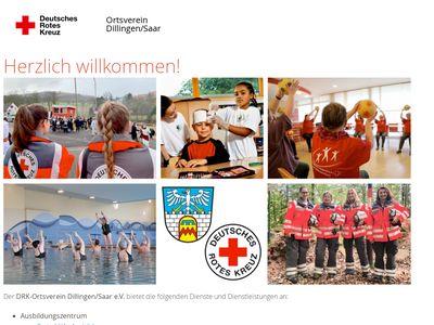 DRK-Ortsverein Dillingen/Saar