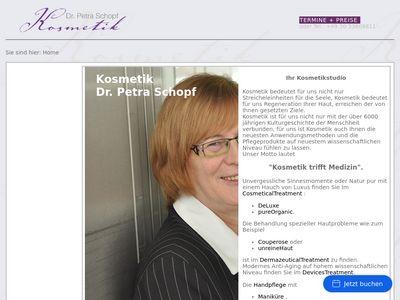 Kosmetik Dr. Petra Schopf