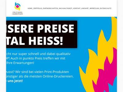 Druckerei Hamberger