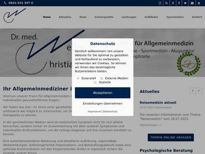 Dr. Florian-Michael Iotta Praktischer Arzt