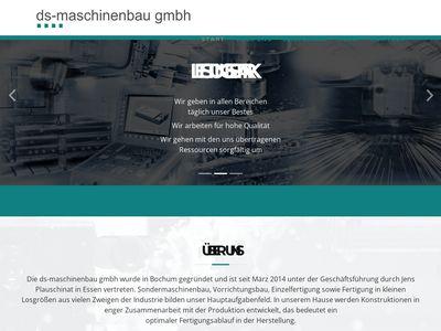 DS Maschinenbau