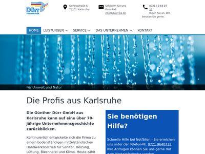 Günther Dürr GmbH