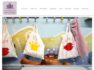 Kita Froschkönig GmbH&Co.KG
