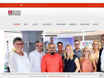 DUO Optik & Akustik GmbH