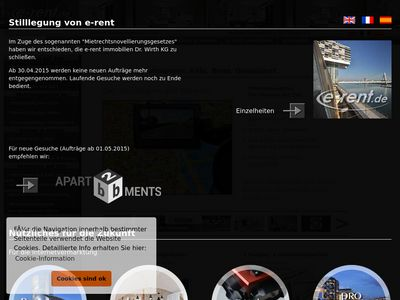 E-rent Immobilien Dr.Wirth