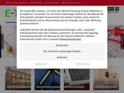 Elektro Herbst GmbH Elektroinstallation