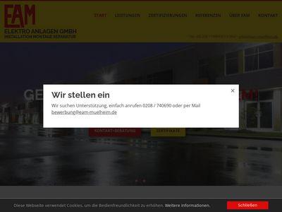 E.A.M. Elektro-Anlagen GmbH Mülheim