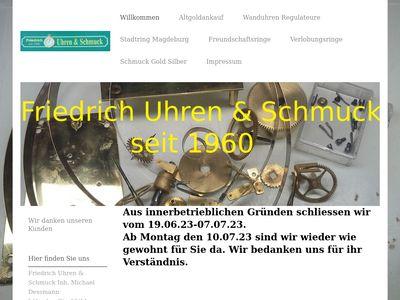 Uhren und Schmuck Friedrich