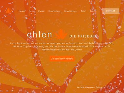 Ehlen - Die Friseure GbR