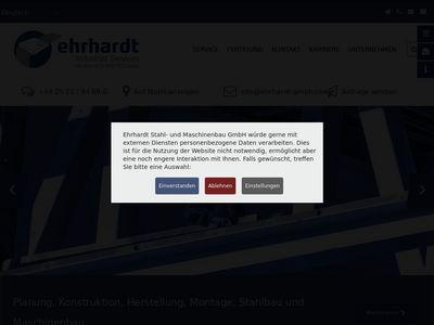 Ehrhardt Stahl- u. Maschinenbau GmbH