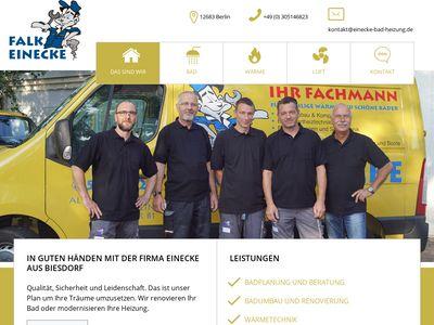 Falk Einecke Heizung und Sanitär GmbH