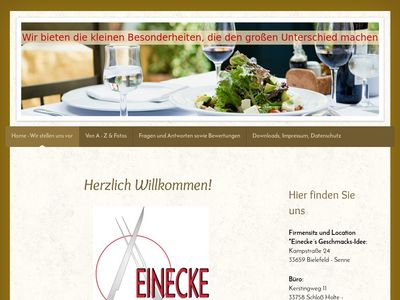 Einecke Events and Catering