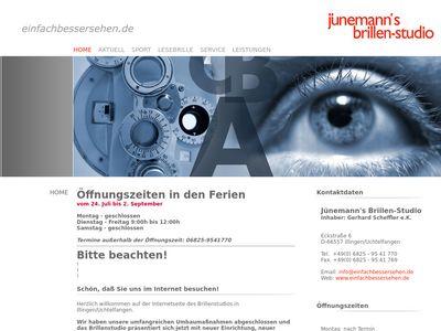 Jünemann's Brillen-Studio Augenoptik