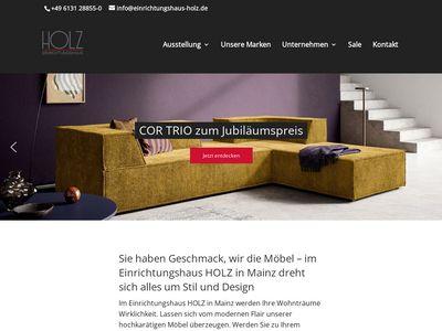 Einrichtungshaus Holz GmbH & Co