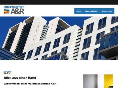 Malerbetrieb A&R