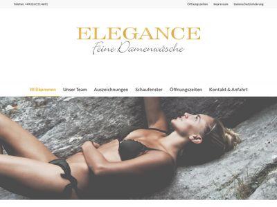 Elegance I. Willenberg GmbH Damenwäsche