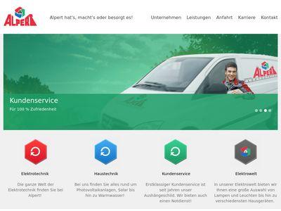 ALPERT GmbH Elektrotechnik