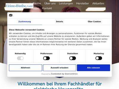Elektro-Bärtling GmbH