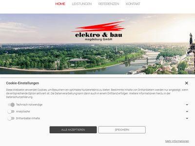 Elektro & bau magdeburg GmbH
