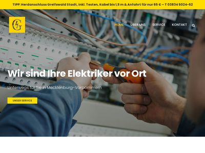 Elektro - Firma Glöden GmbH