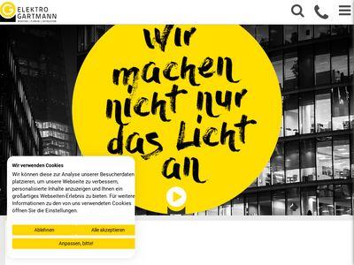 Elektro Gartmann GmbH & Co. KG
