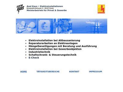 Elektro-Anlagen Heinrich Möller GmbH