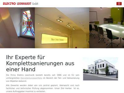 Elektro Leonhardt GmbH