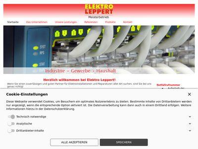 Elektro Leppert